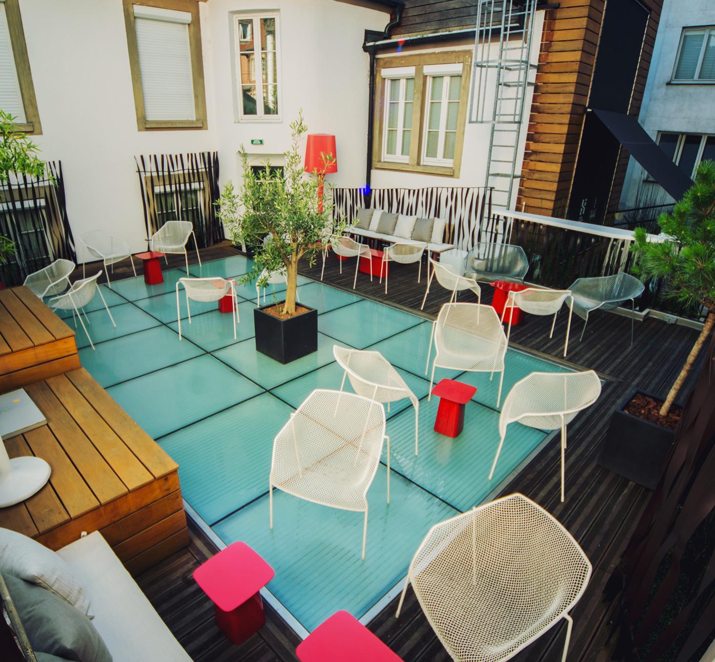 Rooftop Cocktail Bar The Best Kept Secret In Strasbourg